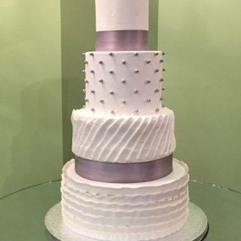 Ashlyn Wedding Cake