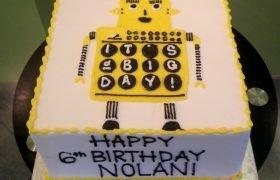 Robot Layer Cake
