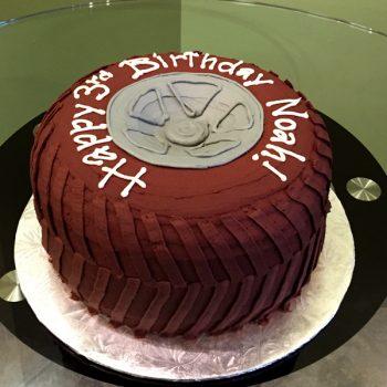Tire Layer Cake - Noah