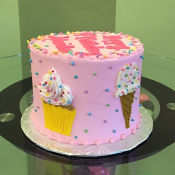 Sweet Shoppe Layer Cake - Dots