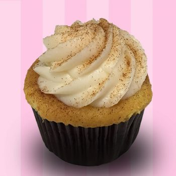 Snickerdoodle Cupcake