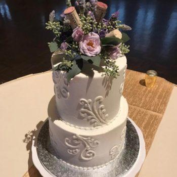 Eleanor Tiered Cake - Wedding Cake Venue Gallery