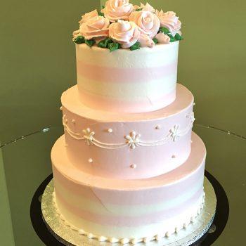 Juliette Wedding Cake