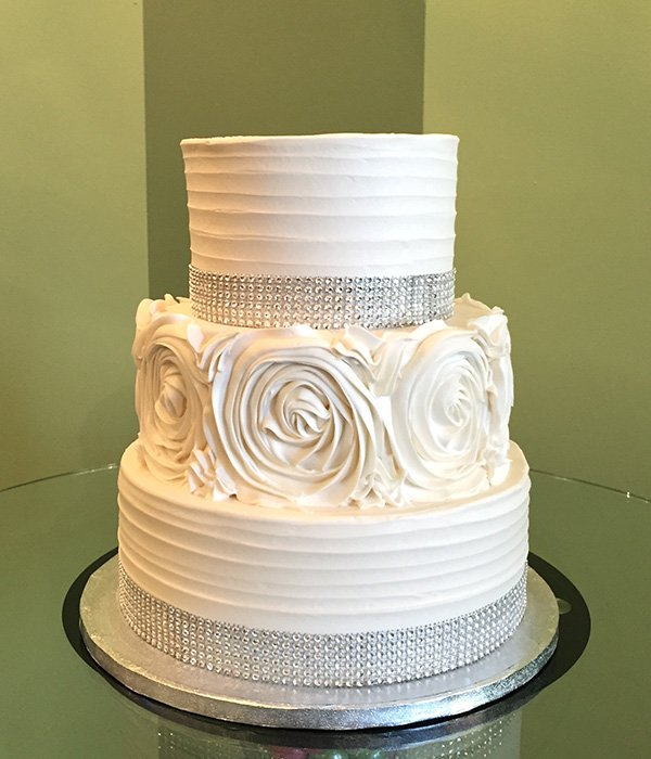 Lisette Wedding Cake