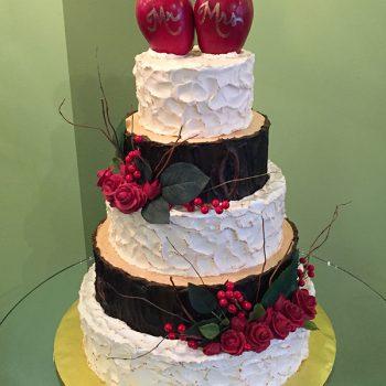 Millicent Wedding Cake