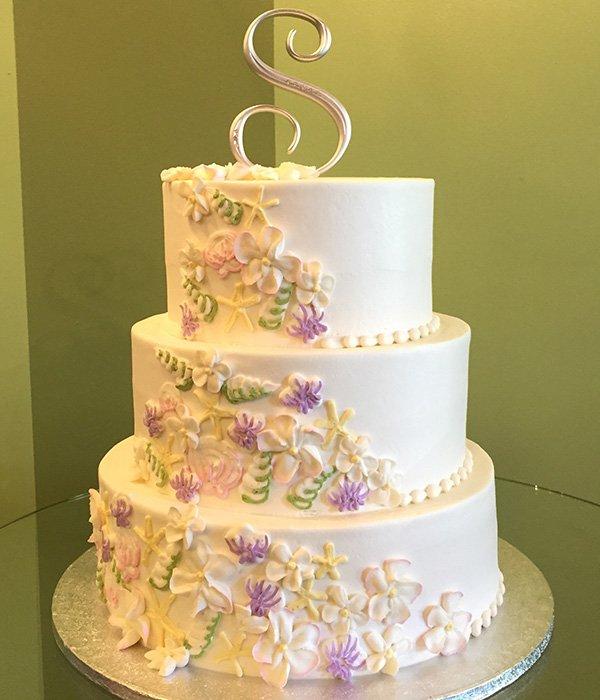 Shelley Wedding Cake
