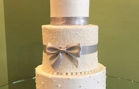 Taylor Wedding Cake