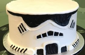 Storm Trooper Layer Cake