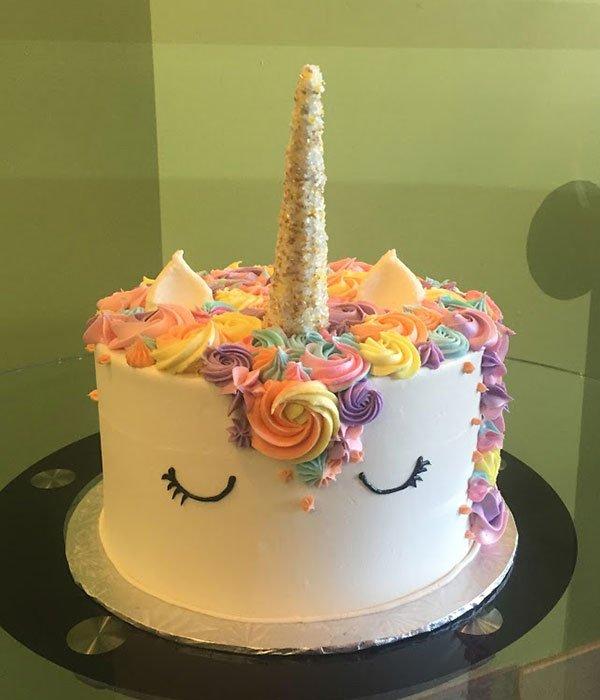 Unicorn Layer Cake - Pastal