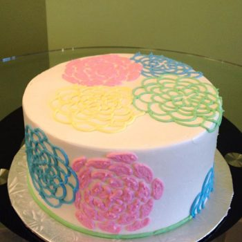 Piper Layer Cake - Top