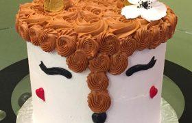 Fox Layer Cake