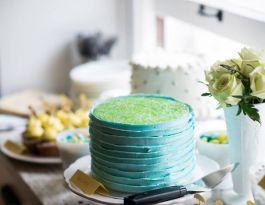 Baby Shower Cake Buffet - Dessert Buffet Gallery